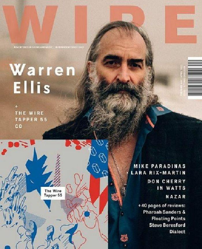 WIRE MAGAZINE - Wire Magazine: April 2021 Issue #446