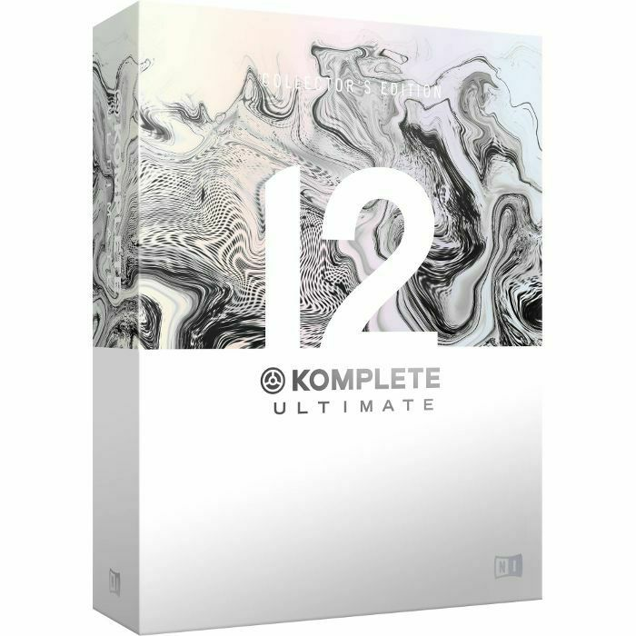 NATIVE INSTRUMENTS - Native Instruments Komplete 12 Ultimate Collectors Edition Upgrade Software (upgrade from Komplete Ultimate 8-12)