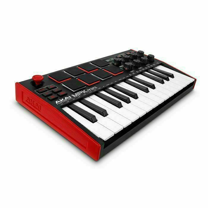 AKAI PROFESSIONAL - Akai Professional MPKmini mk3 Portable USB Keyboard