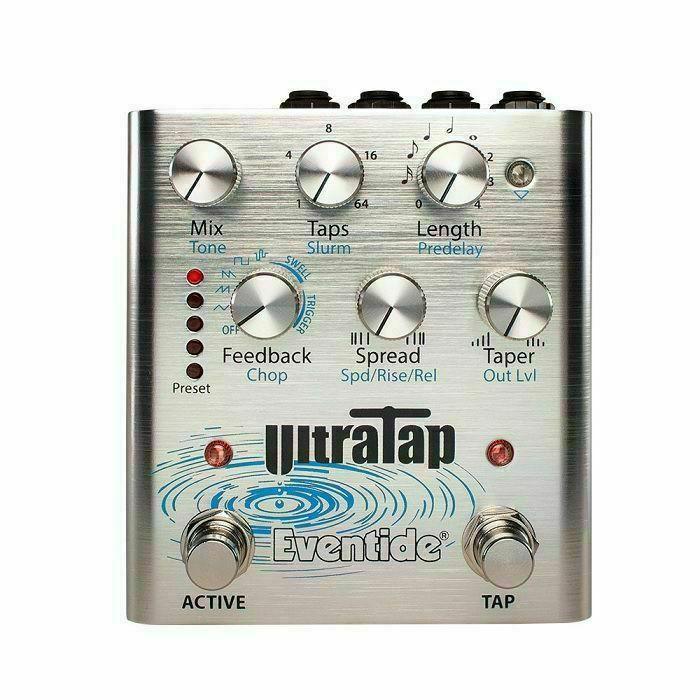 EVENTIDE - Eventide UltraTap Multi-tap Effects Pedal