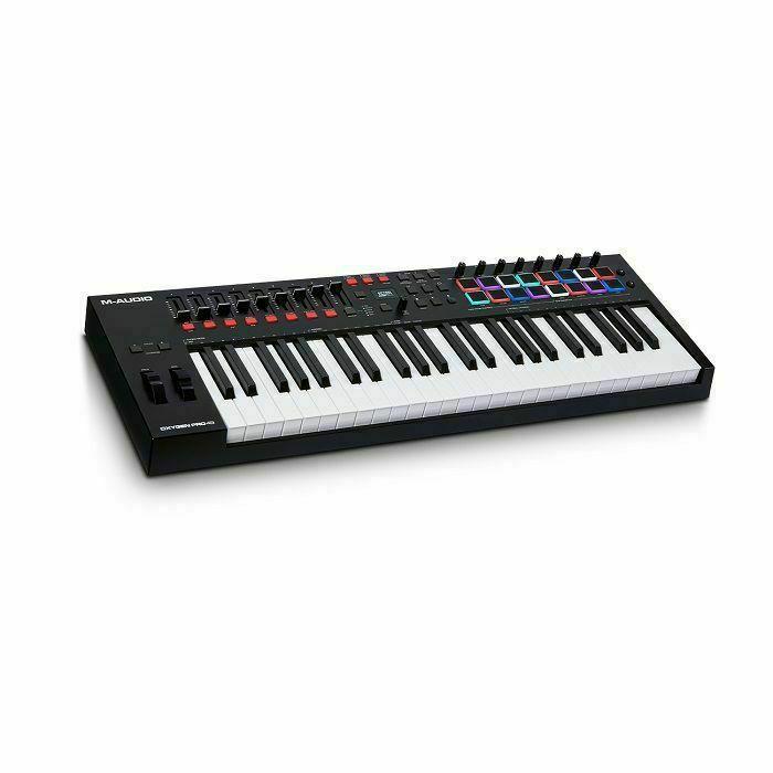 M-AUDIO - M-Audio Oxygen Pro 49 MIDI Keyboard