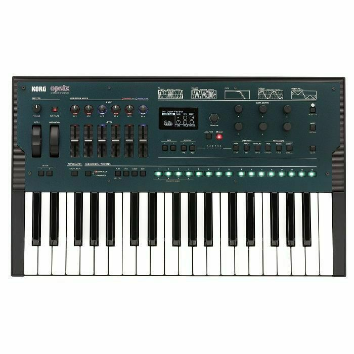 KORG - Korg Opsix True Six-Operator Altered FM Synthesizer (SHOWROOM STOCK)