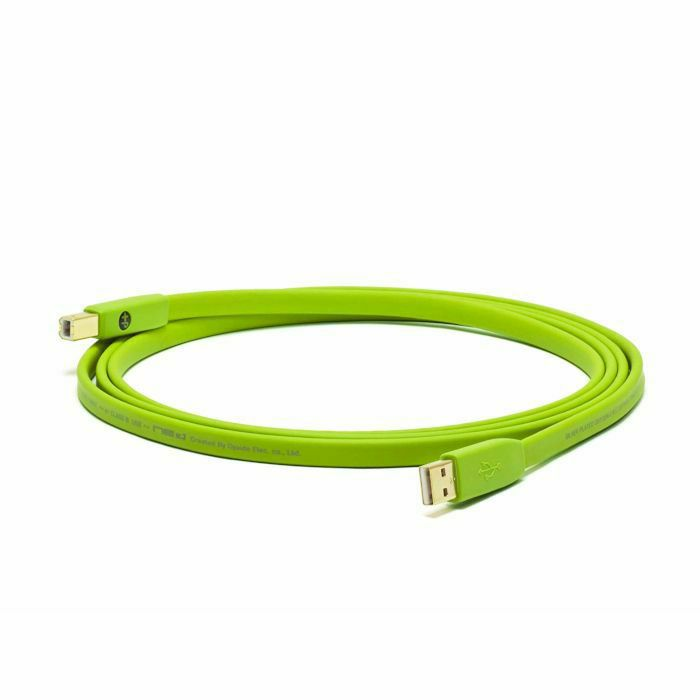 NEO - Neo d+ USB C Class B Cable (green, 1.0m) (B-STOCK)