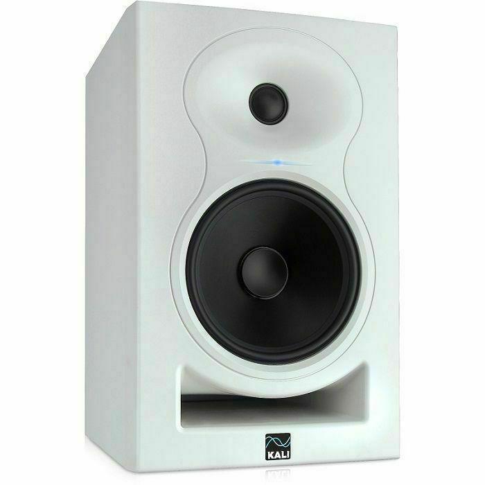 KALI AUDIO - Kali Audio Lone Pine Series LP6 Powered Studio Monitor (white, single) (B-STOCK)