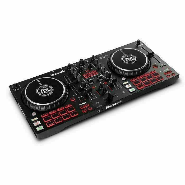 NUMARK - Numark Mixtrack Pro FX DJ Controller