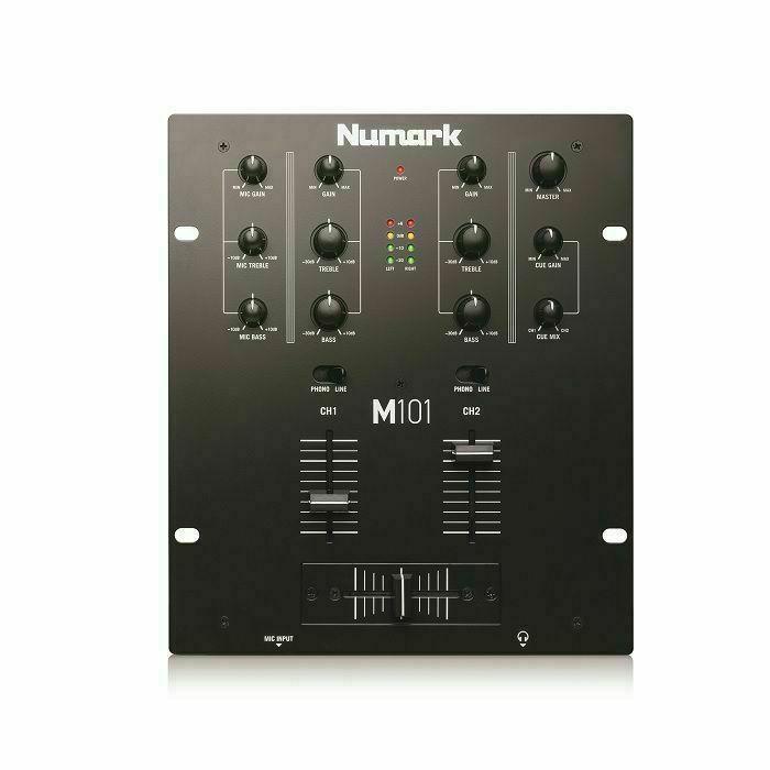 NUMARK - Numark M101 2-Channel All-Purpose DJ Mixer