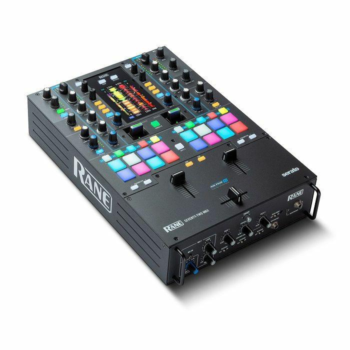 RANE - Rane Seventy-Two MKII Premium 2-Channel Scratch Mixer