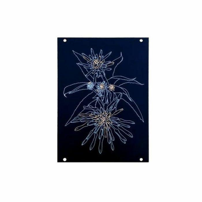 MATERIA - Materia Aloe Hand Drawn Blank Panel