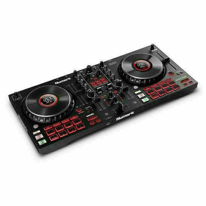 NUMARK - Numark Mixtrack Platinum FX DJ Controller With Serato DJ Lite Intro Software (B-STOCK)