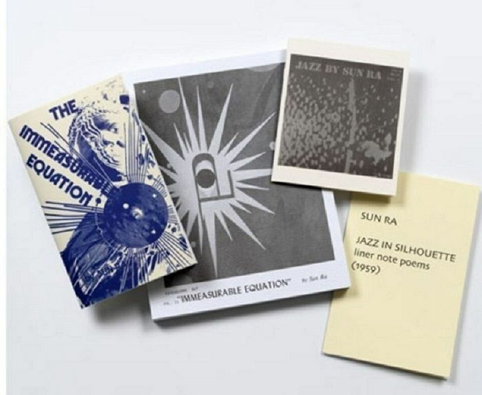 SUN RA - Extensions Out Plus: Four Poetry Books (1959-1972), by Sun Ra