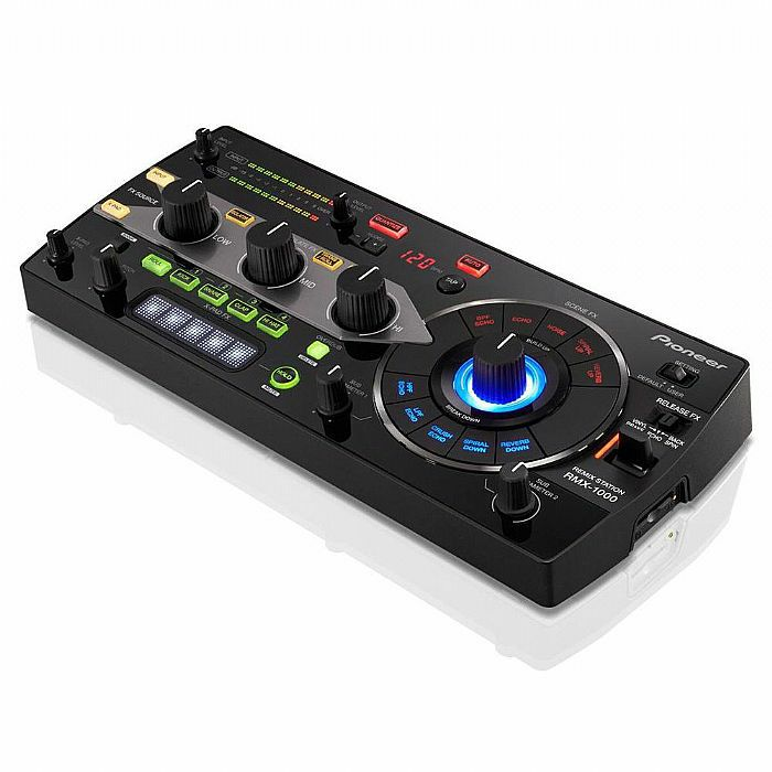 PIONEER - Pioneer RMX-1000 Remix Station DJ Effector & Sampler (black) (B-STOCK)