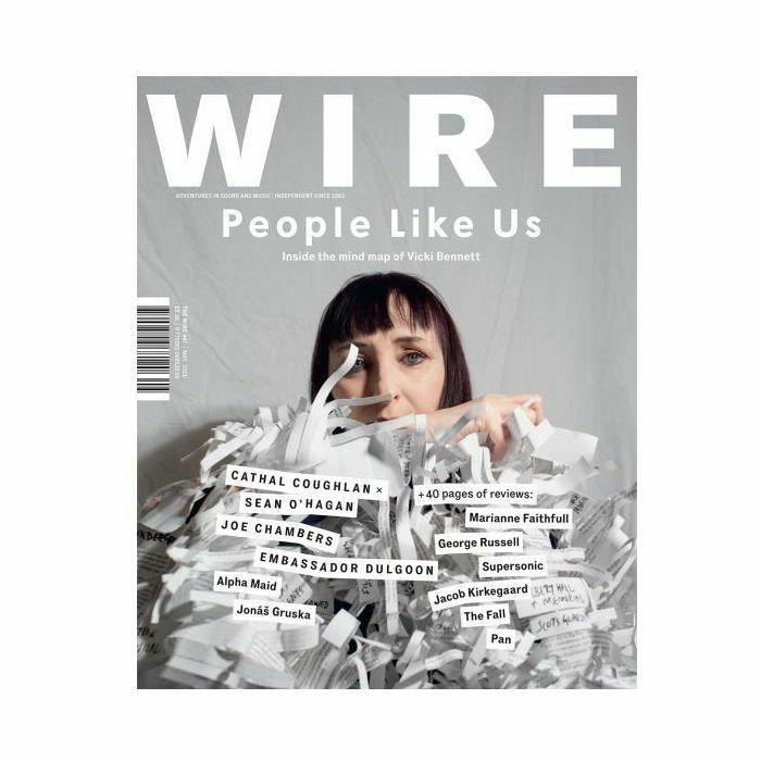 WIRE MAGAZINE - Wire Magazine: May 2021 Issue #447