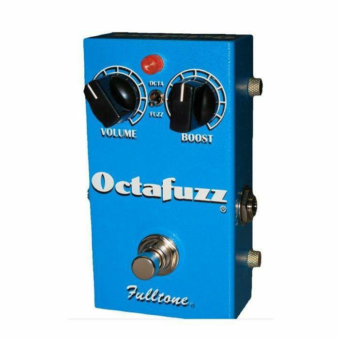 FULLTONE - Fulltone Octafuzz OF 2 Octave Up Fuzz Pedal (B-STOCK)