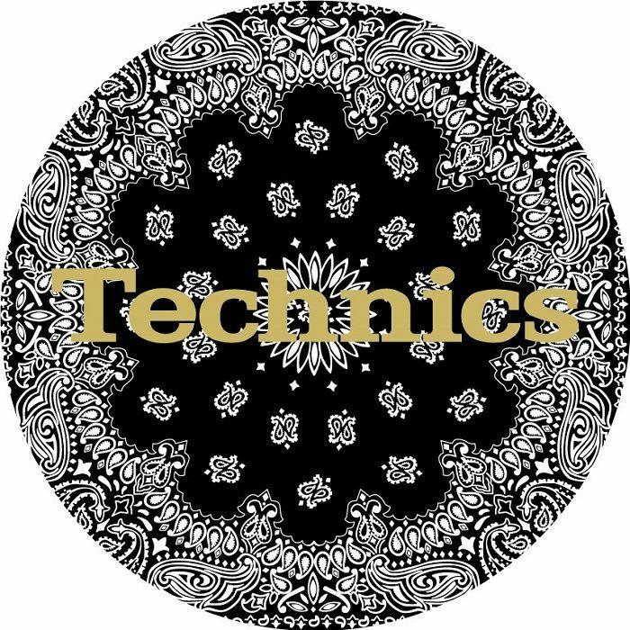 TECHNICS - Technics Bandana 1 12 Inch Slipmats (pair)