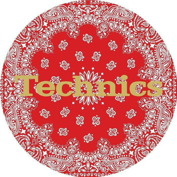 TECHNICS - Technics Bandana 3 12 Inch Slipmats (pair)