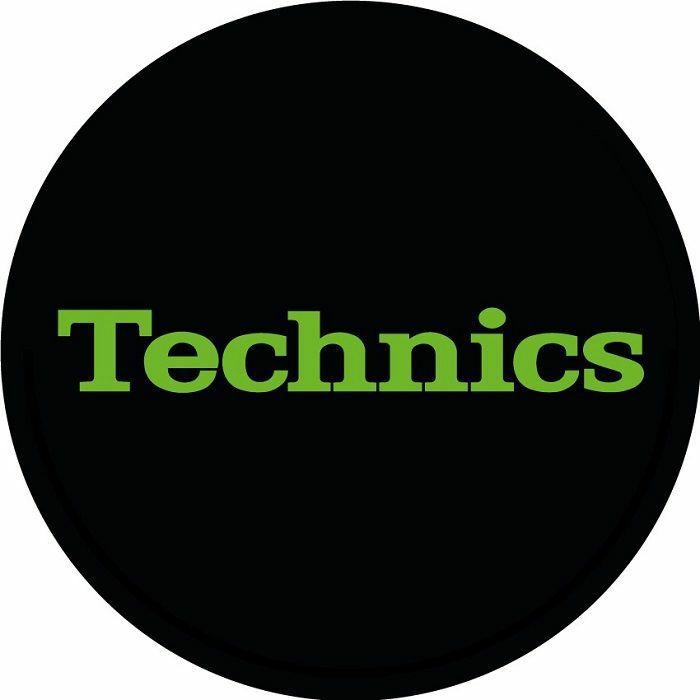 TECHNICS - Technics Simple 6 12 Inch Slipmats (pair)