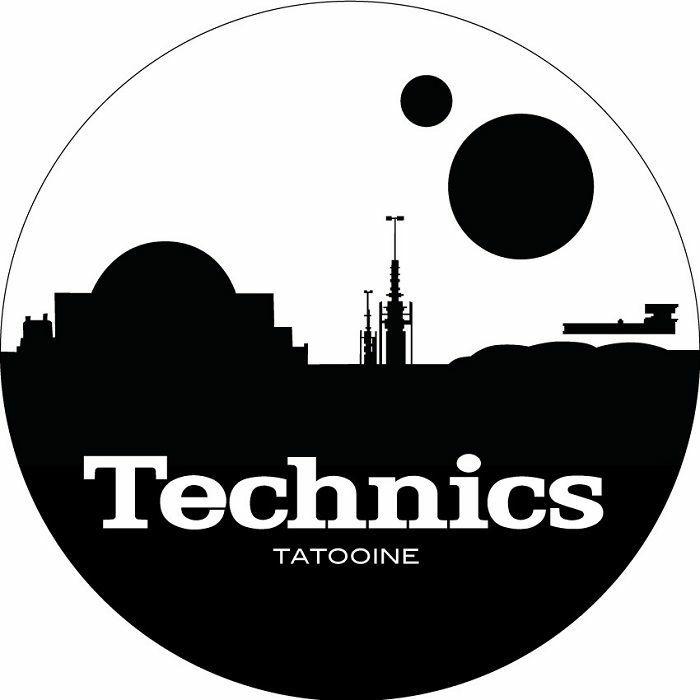TECHNICS - Technics Tatooine 12 Inch Slipmats (pair)