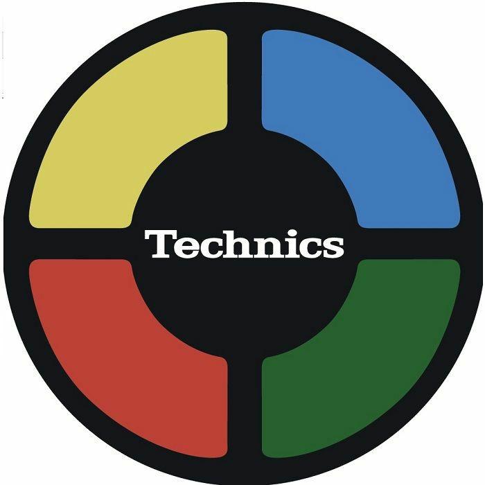TECHNICS - Technics Simon 12 Inch Slipmats (pair)