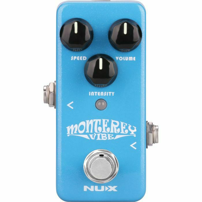 NUX - NUX NCH-1 Monterey Vibe Pedal (B-STOCK)