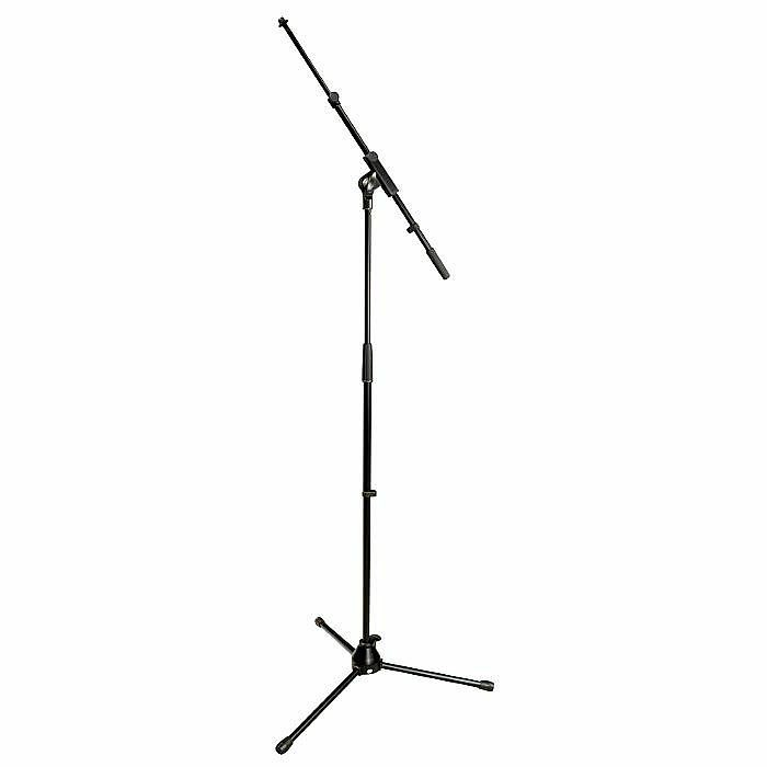 ULTIMATE SUPPORT - Ultimate Support JS MCTB200 Tripod Mic Stand With Telescoping Boom (B-STOCK)