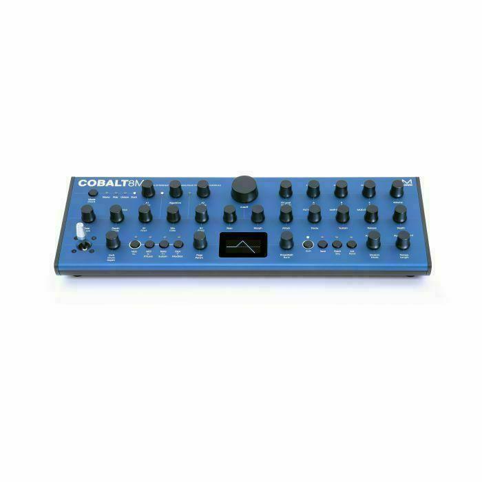 MODAL ELECTRONICS - Modal Electronics COBALT8M 8-Voice Desktop Extended Virtual-Analogue Synthesiser Module (B-STOCK)