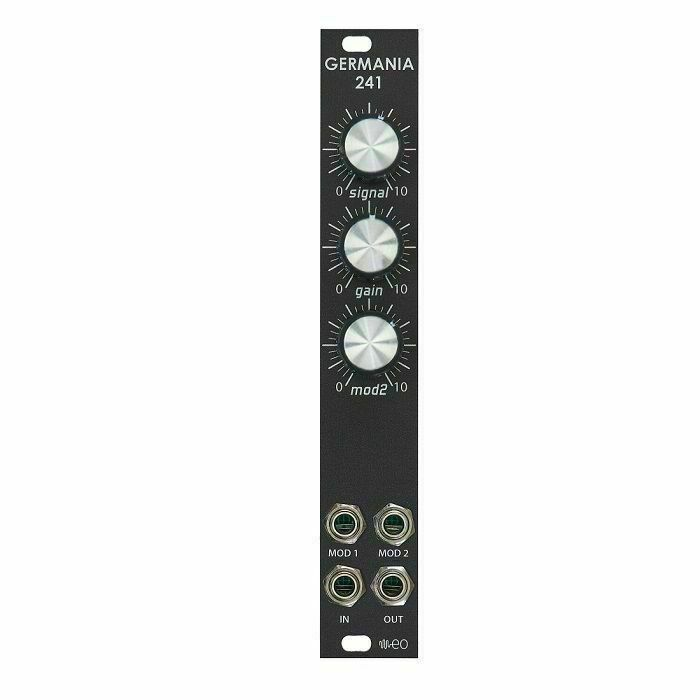EOWAVE - Eowave Germania 241 MK2 Germanium VCA Module (black edition) (B-STOCK)