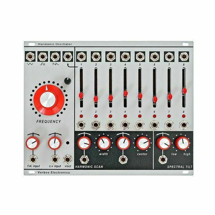 VERBOS ELECTRONICS - Verbos Electronics Harmonic Oscillator Module (B-STOCK)
