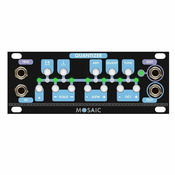 MOSAIC - Mosaic Quantizer Module (black faceplate)