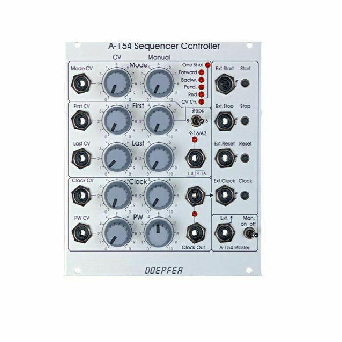 DOEPFER - Doepfer A-154 Sequencer Controller Module (B-STOCK)