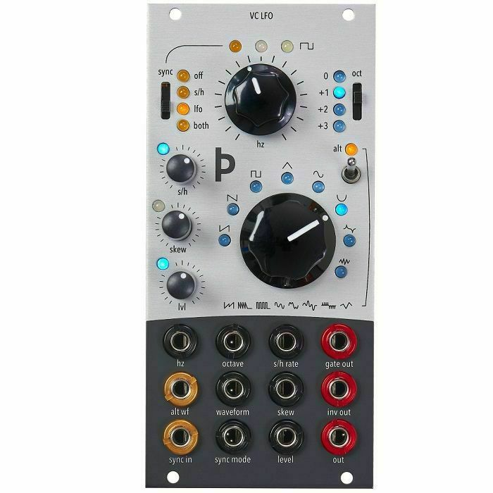 THORN AUDIO - Thorn Audio VC LFO Eurorack Module