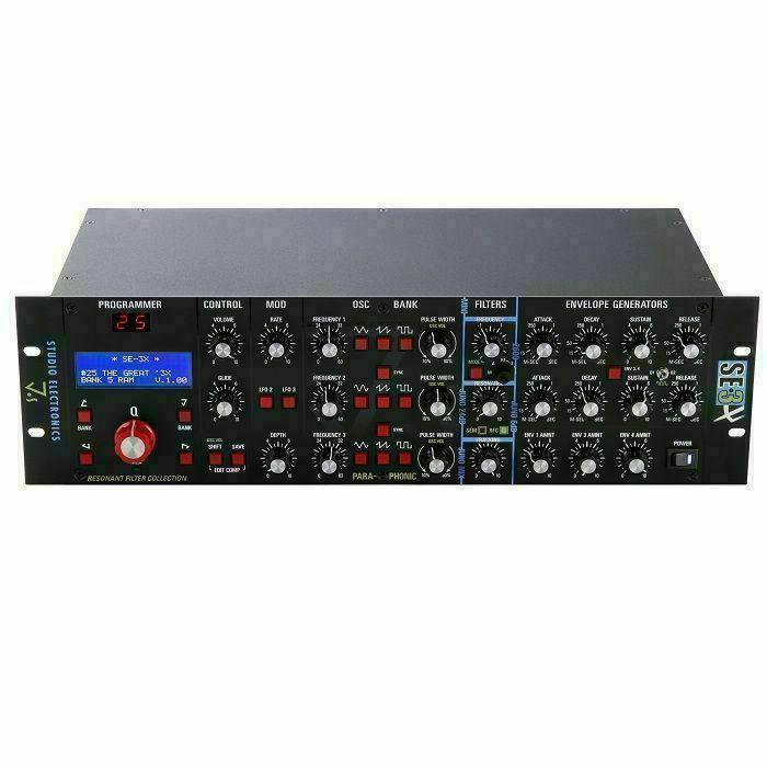 STUDIO ELECTRONICS - Studio Electronics SE-3X Analogue Mono Synthesiser