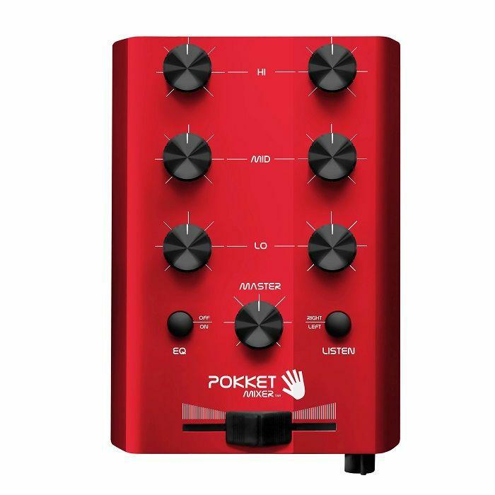 POKKET MIXER - Pokket Mixer Mini DJ Mixer (red sky)