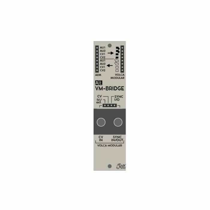 AE MODULAR - AE Modular VM-BRIDGE Eurorack Module