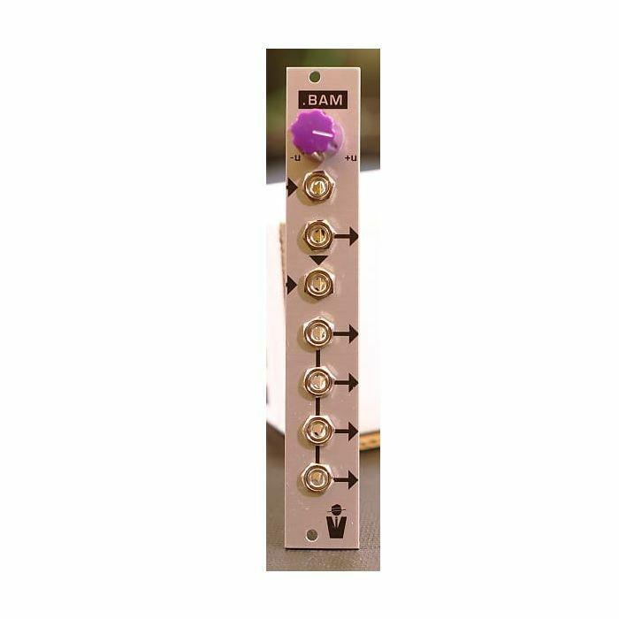 STG SOUNDLABS - STG Soundlabs .BAM Eurorack Module