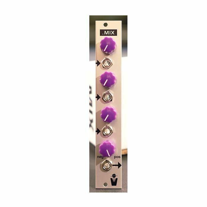 STG SOUNDLABS - STG Soundlabs .MIX Eurorack Module