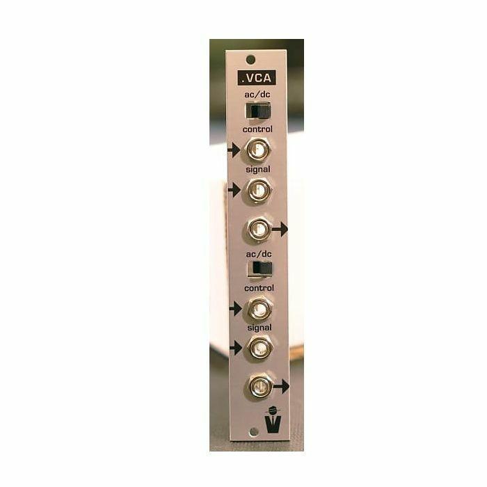 STG SOUNDLABS - STG Soundlabs .VCA Eurorack Module