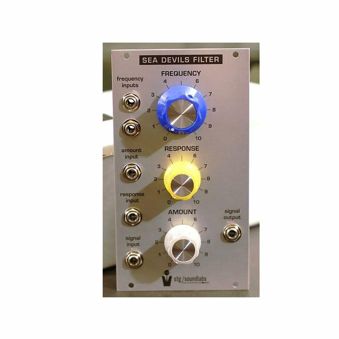 STG SOUNDLABS - STG Soundlabs Sea Devils Filter Eurorack Module