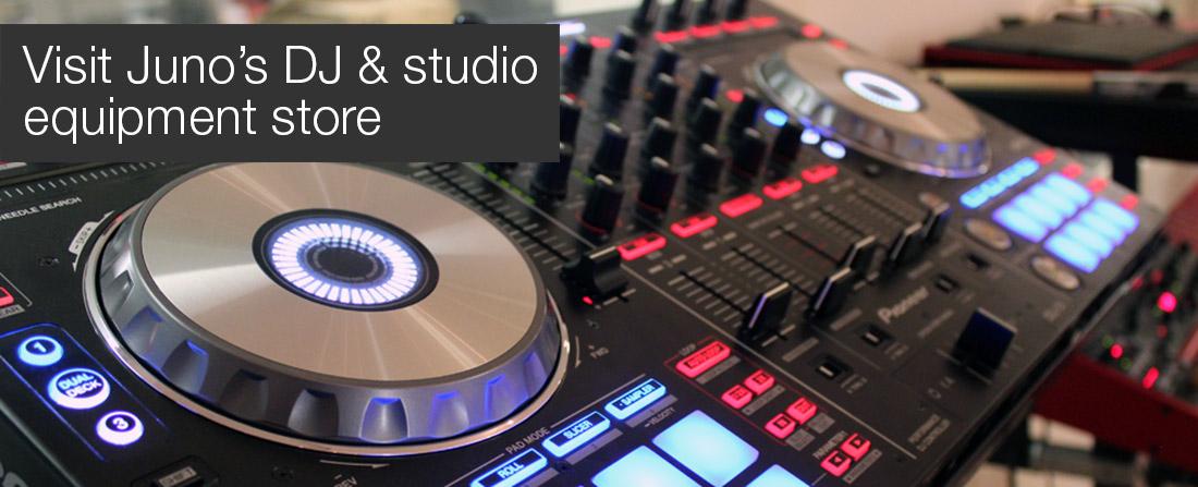 Juno DJ Equipment & Studio Store in Camden, London