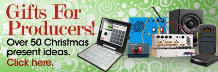 Gifts for Producers.