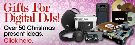 Gifts for Digital DJs.