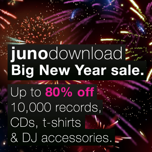 Welcome to the Big New Year sale